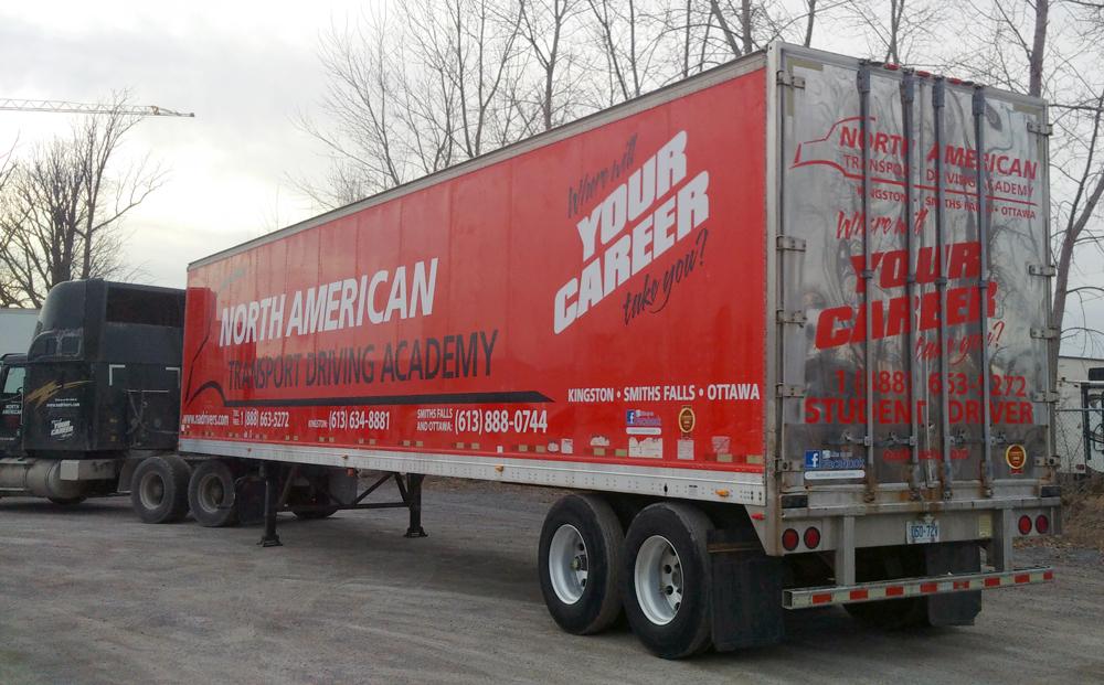 tandem trucking company